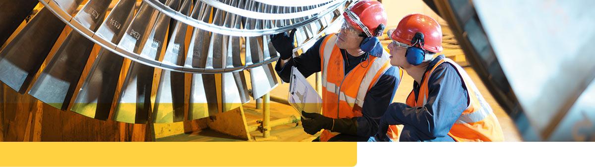 CARL Source Factory: Industriële maintenance