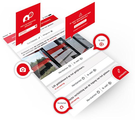 CARL Flash: de digitalisatie van service requests